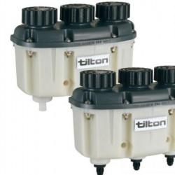 TILTON 3-CHAMBER PLASTIC RESERVOIR