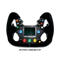 OMP STEERING WHEELS - 310 ALU GT