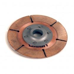"""TILTON 5.5"""" 1-PLATE METALLIC CLUTCH DISC PACKS"""