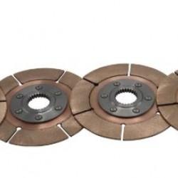 """TILTON 5.5"""" 4-PLATE METALLIC CLUTCH DISC PACKS"""