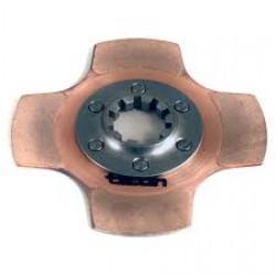 "TILTON 5.5"" PADDLE 1-PLATE METALLIC CLUTCH DISC PACKS"