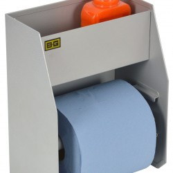 B-G RACING - MINI HAND WASH STATION (POWDER COATED)