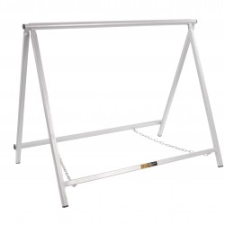 """B-G RACING - CHASSIS STANDS / EXTRA LARGE 24"""" (POWDER COATED)"""