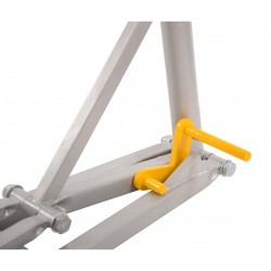 B-G RACING - QUICK LIFT / SMALL FORMULA WITH SAFETY LOCK (GREY)