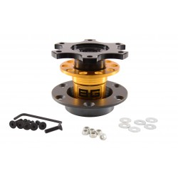 B-G RACING - 50MM STEERING WHEEL QUICK RELEASE SYSTEM