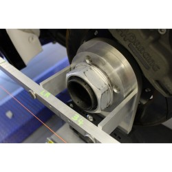 B-G RACING - HUB STANDS CENTRE COLLARS / FERRARI 458 GT3 - 4PC