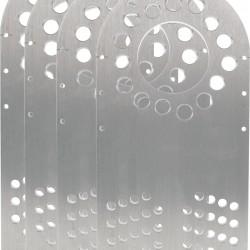 B-G RACING - HUB STAND PLATES