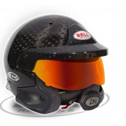 BELL HELMETS - MAG 10 RALLY CARBON RACING HELMET