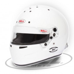 BELL HELMETS - RS7 PRO WHITE RACING HELMET
