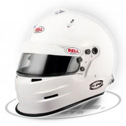 BELL HELMETS - GP3 SPORT RACING HELMET / WHITE