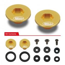 BELL ACCESSORIES - PIVOT KIT (SE03 - SE05) GOLD