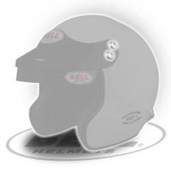 BELL HELMET ACCESSORIES - PEAK SCREW KIT