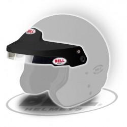 BELL HELMET ACCESSORIES - PEAK VISOR BLACK / MAG8, MAG9 & SR PRO MODELS