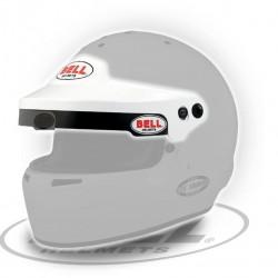 BELL HELMET ACCESSORIES - PEAK VISOR WHITE / GT5 & GT5 RALLY MODELS