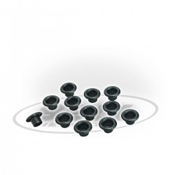 BELL ACCESSORIES - CIRCLE GROMMET VENT KIT