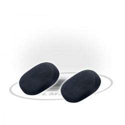 BELL ACCESSORIES - CHEEK PADS INSERT KIT (V10) FR BLACK