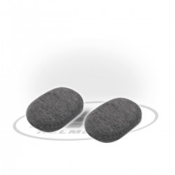 BELL ACCESSORIES - CHEEK PADS INSERT KIT (V10) PREMIUM FABRIC