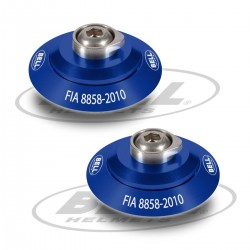 BELL ACCESSORIES - HANS POST ANCHOR SPECIAL BLUE KIT