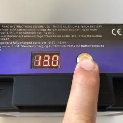 LITHIUMAX LITHIUM BATTERIES - GEN 2 RESTART5 'SPEC' LCD300-700CA ENGINE STARTER BATTERY