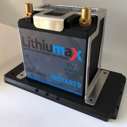 LITHIUMAX LITHIUM BATTERIES - OEM MOUNTING KIT FOR RACE9 + RESTART 9 INC. EV/HYBRID BATTERIES