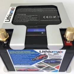 LITHIUMAX LITHIUM BATTERIES - SAE TERMINAL CONNECTION POST5 - PAIR