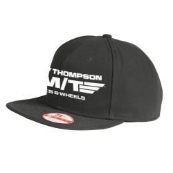 MICKEY THOMPSON APPAREL - NEW ERA ORIGINAL FIT FLAT BILL SNAPBACK CAP
