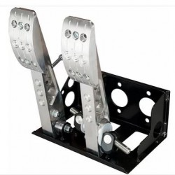 OBP MOTORSPORT - PRO RACE V2 TOP MOUNTED BULKHEAD FIT 2 PEDAL SYSTEM (BRAKE & CLUTCH)