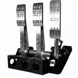 OBP MOTORSPORT - TRACK PRO V2 FLOOR MOUNTED 3 PEDAL SYSTEM