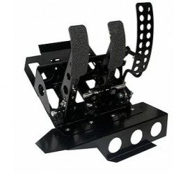 OBP MOTORSPORT - TRACK PRO BMW E36 RIGHT HAND DRIVE FLOOR MOUNTED 3 PEDAL SYSTEM