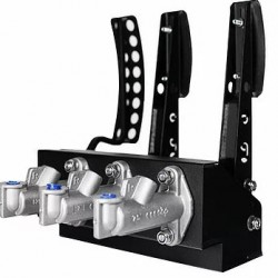 OBP MOTORSPORT - VICTORY + KIT CAR FLOOR MOUNTED 3 PEDAL SYSTEM (HYDRAULIC CLUTCH)
