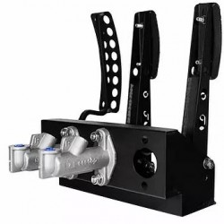 OBP MOTORSPORT - VICTORY + KIT CAR FLOOR MOUNTED 3 PEDAL SYSTEM (CABLE CLUTCH)
