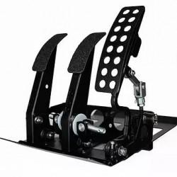 OBP MOTORSPORT - TRACK PRO FLOOR MOUNTED 3 PEDAL SYSTEM