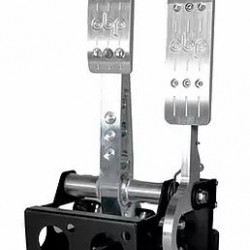 OBP MOTORSPORT- PRO EV V2 FLOOR MOUNTED COCKPIT FIT 2 PEDAL SYSTEM (ACCELERATOR & BRAKE)