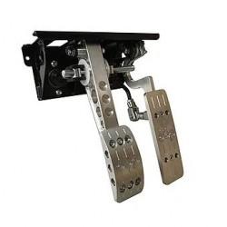 OBP MOTORSPORT - PRO EV V2 TOP MOUNTED BULKHEAD FIT 2 PEDAL SYSTEM (ACCELERATOR & BRAKE)