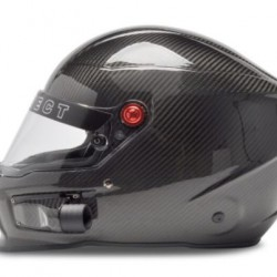 PYROTECT RACE HELMET - PRO AIRFLOW SIDE FORCED AIR DUCKBILL CARBON HELMET