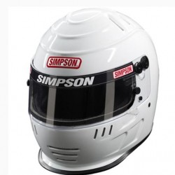 SIMPSON HELMETS - SPEEDWAY SHARK RACING HELMET (SA2020)