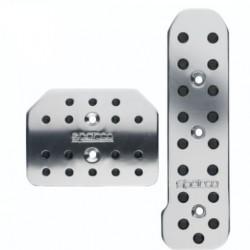 SPARCO PEDAL SETS - REFLEX AUTOMATIC LONG PEDAL 2 PIECE