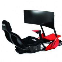 SPARCO GAMING - EVOLVE GP / COCKPIT F1 + MONITOR