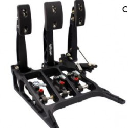 TILTON 850 SERIES - 3 PEDAL UNDER FOOT PEDAL ASSEMBLY
