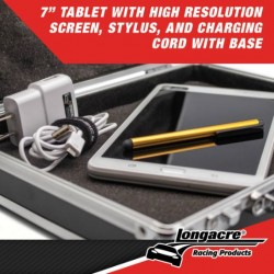 "LONGACRE WIRELESS SCALES - COMPUTERSCALES® 7"" TABLET XLi™ SINGLE LOAD CELL"
