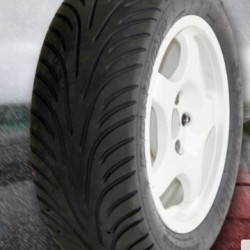 "DUNLOP RACING TYRES - 200/580 R15"" (SLICK/WET)"