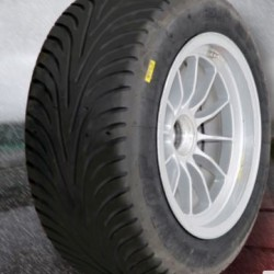 "DUNLOP RACING TYRES - 205/570 R13"" (SLICK/WET)"