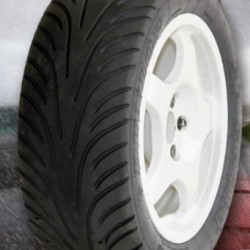 "DUNLOP RACING TYRES - 205/620 R17"" (SLICK/WET)"