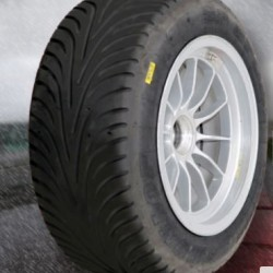 "DUNLOP RACING TYRES - 190/535 R13"" (SLICK/WET)"