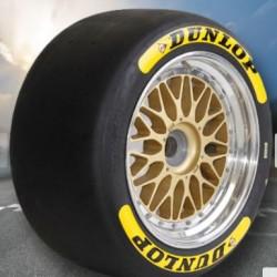 """DUNLOP RACING TYRES - 285/660 R18"""" (SLICK/WET)"""