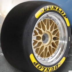 "DUNLOP RACING TYRES - 285/680 R19"" (SLICK/WET)"