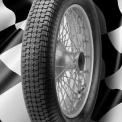 """DUNLOP RACING TYRES - 500 16"""" (VINTAGE/ROAD)"""