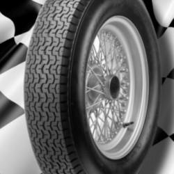 "DUNLOP RACING TYRES - 550 15"" (VINTAGE)"