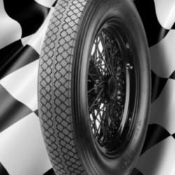 """DUNLOP RACING TYRES - 550/600 18"""" (VINTAGE/ROAD)"""