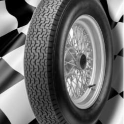 "DUNLOP RACING TYRES - 600 15"" (VINTAGE)"